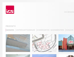 ICS – design team | Website